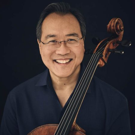 Yo-Yo Ma by Jason Bell